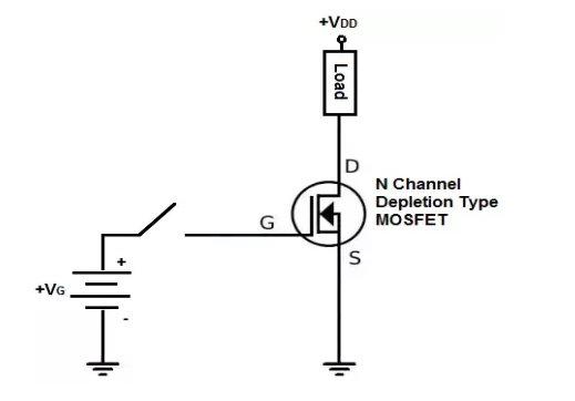 mosfet inverter circuit