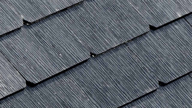 tesla solar tiles slates